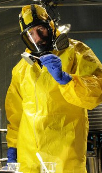 Heisenberg Breaking Bad inspired costume