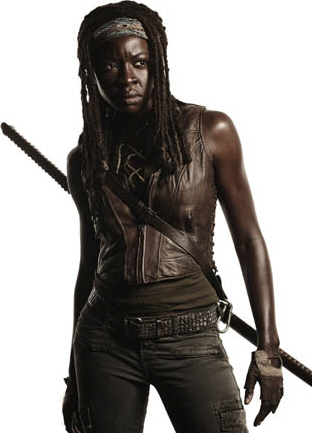 Michonne costume