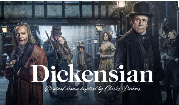 dickensian BBC