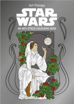 tar Wars coloring book
