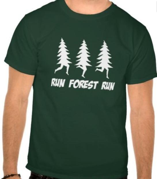 Forrest Gump tshirt gift