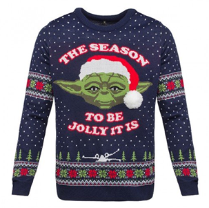 ugly star wars sweater xmas